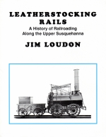 Leatherstocking Rails - cover image